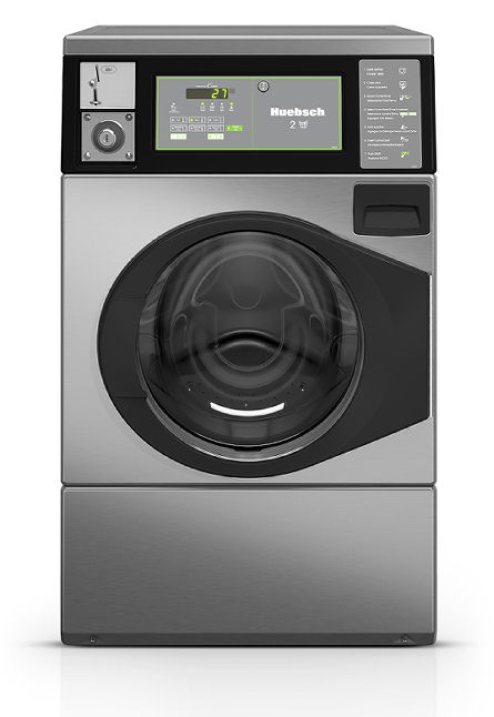 Huebsch Front Load Washer - Galaxy 600 - Cityscape